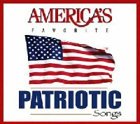 USA- America's Patriotic Music Collections on CD