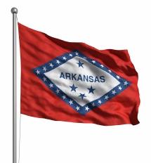 Arkansas - United States of America Flag Site