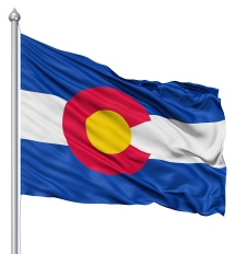 Colorado - United States of America Flag Site